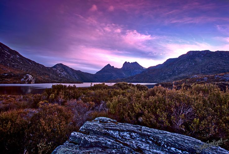 Dove Lake in November by Dennis Suitters on 500px