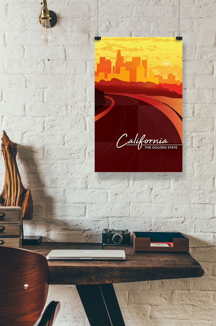 "Check out this @Behance project: ""State Poster 