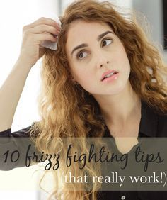 Is frizz putting a damper on your day? Tackling frizzy hair is no easy feat, especially if you have naturally wavy and curly hair. Prevent the poof and tame frizzy hair with these 10 easy tips, right this way.