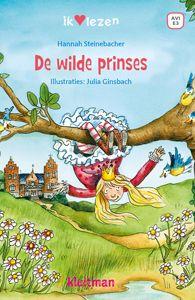 Prinses Puk is een wildebras. Maar als ze meedoet aan het grote prinsessenexamen doet ze haar best om een echte prinses te zijn. Leuk boek op AVI E3 niveau.