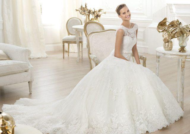 Letom svadobným svetom – Pronovias (Svadobné šaty)