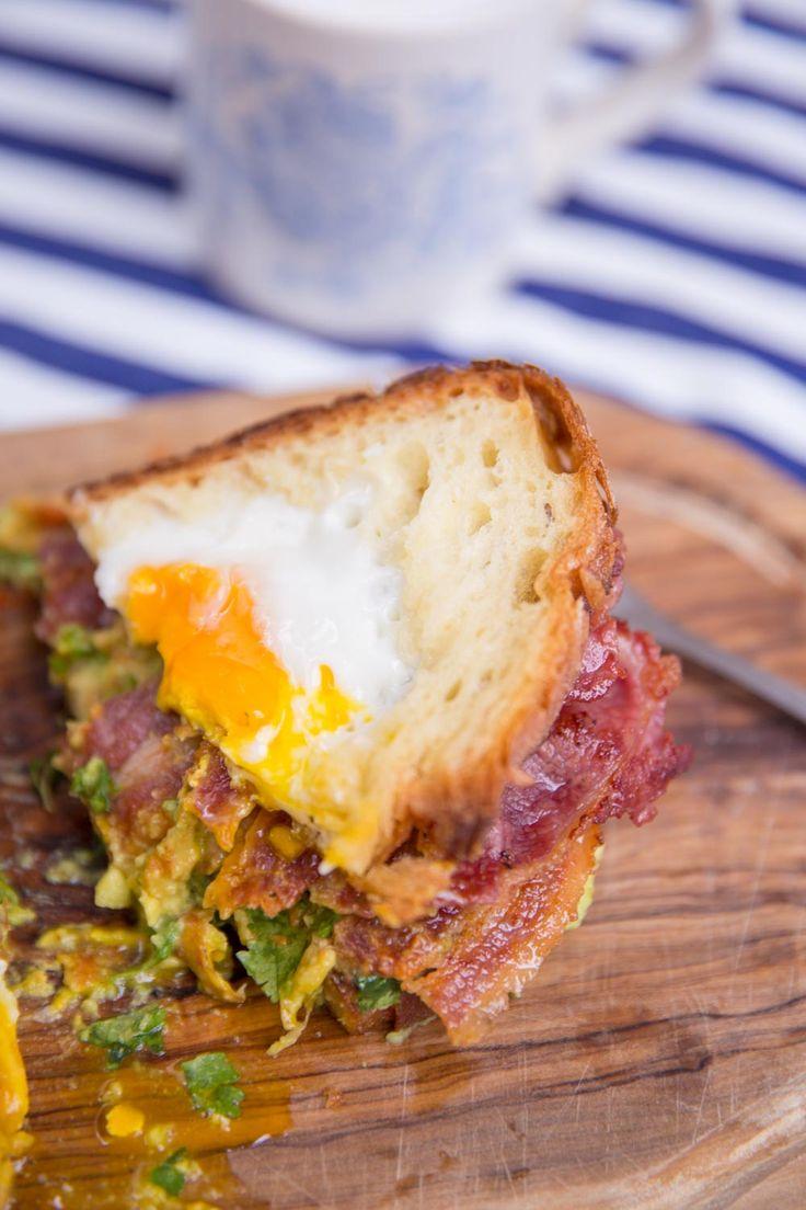 The Ultimate Breakfast Sandwich – The Londoner