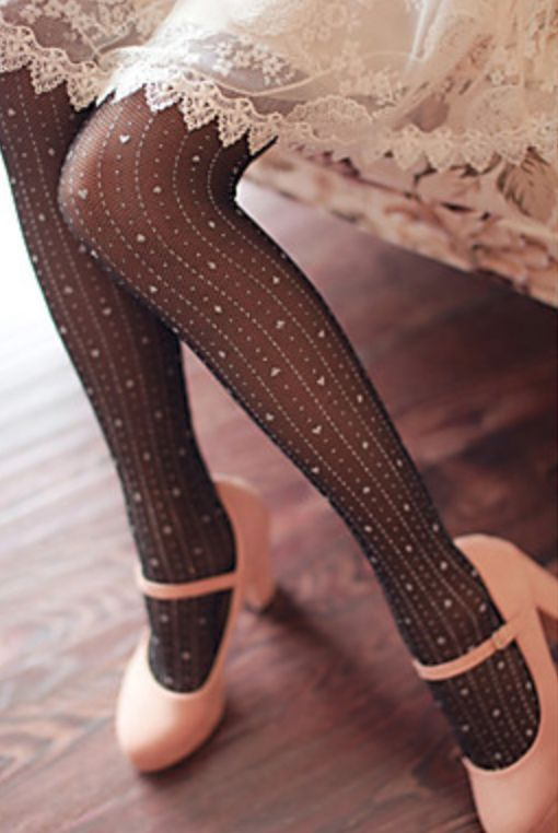 Heart Tights <3 L.O.V.E. - so adorable!!!