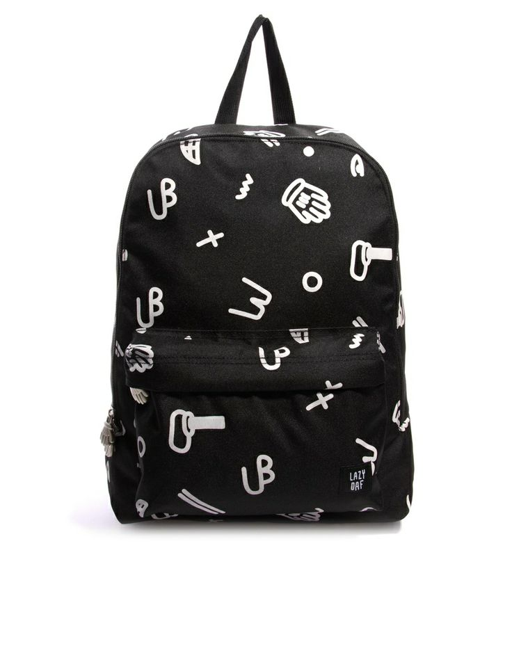 ++ lazy oaf bob backpack