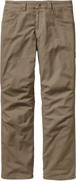 Patagonia Men's Utility Duck Pants Ash Tan 32