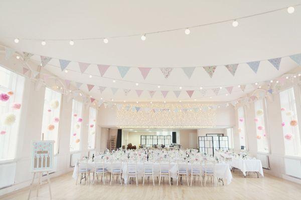 A Pastel Pink and Romantic Homemade, Humanist Wedding | Love My Dress® UK Wedding Blog