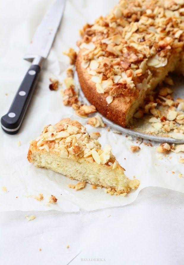 Szwedzkie ciasto migdałowe