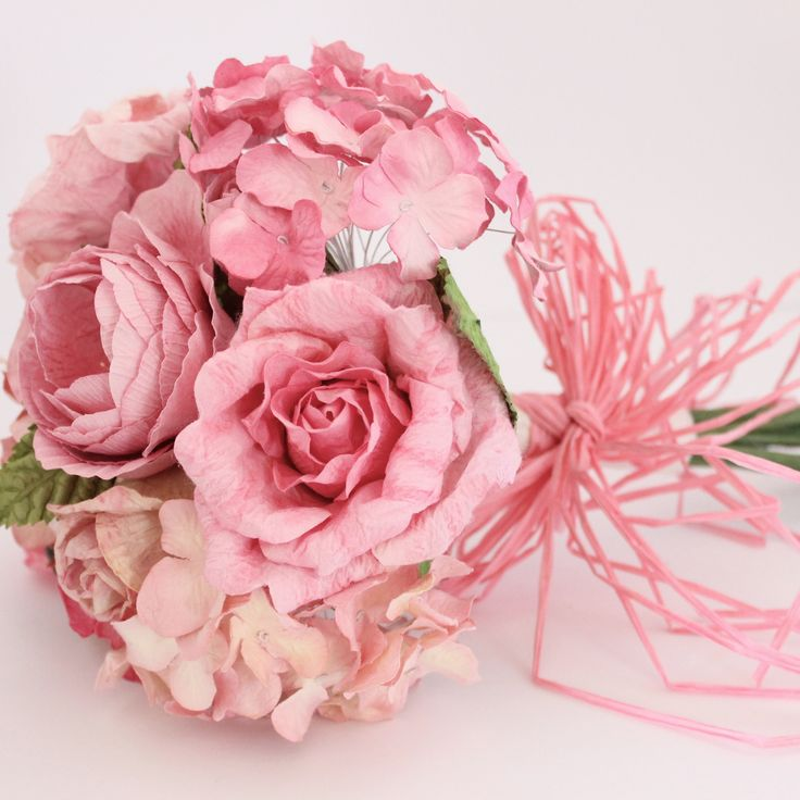 24 best paper flowers australia shop images on pinterest flowers mixed paper flower bouquet mixed pinks paper flowers australia mightylinksfo