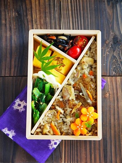 #bento #lunch #japanese