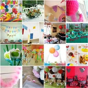 ideas for birthday party decorating party decoration ideas inspiration