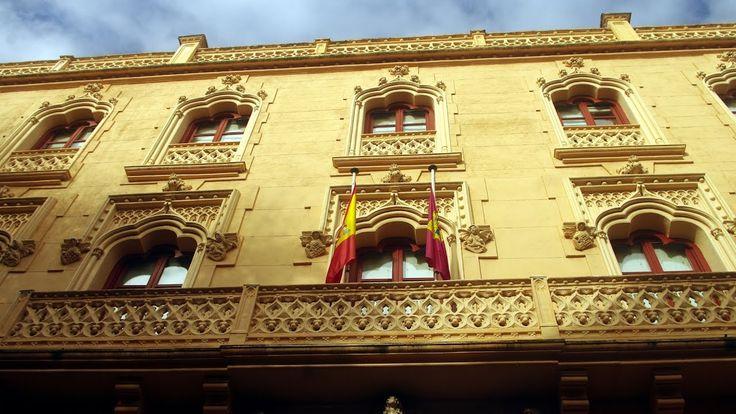 Fotos de: Toledo - Antigüo Hotel Castilla - edificio con encanto (XLIV)