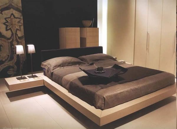 Best 25 platform bed designs ideas on pinterest white for New style bedroom bed design