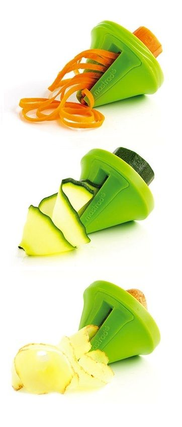 Mastrad Green Decorative Vegetable Slicer