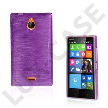 Bremer (Violetti) Nokia X2 Suojakuori