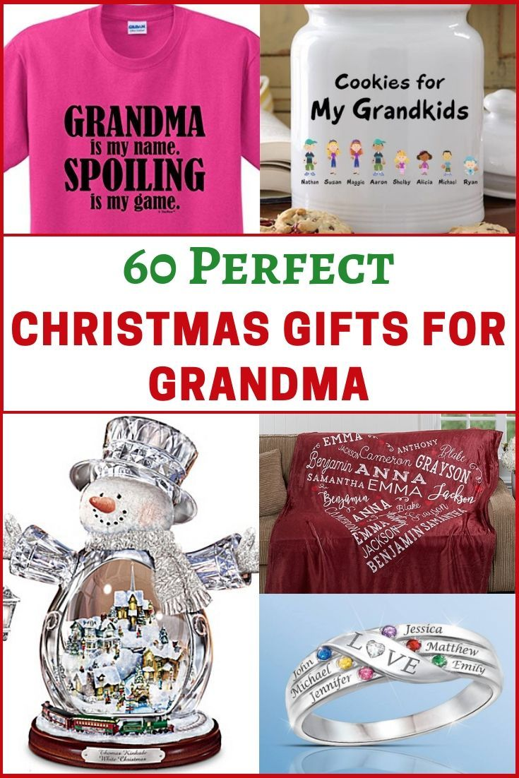 What To Get Grandma For Christmas Christmas Gifts For Grandma