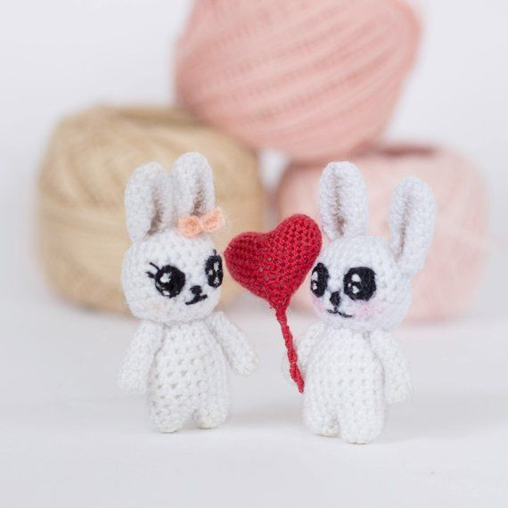 Free Pattern from Red Heart Yarn Stellan and Stanley Crochet ...   570x570
