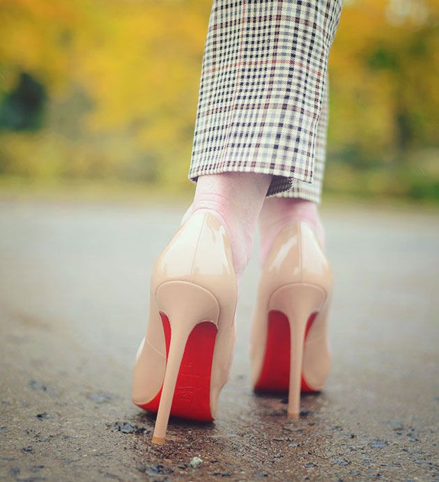Christian Louboutin Pigalle 120 #shoes #christianlouboutin