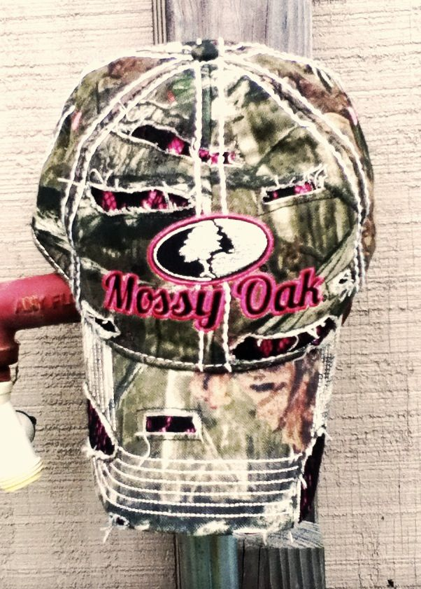 I prefer realtree but this is just so cute I'd wear it anyways!