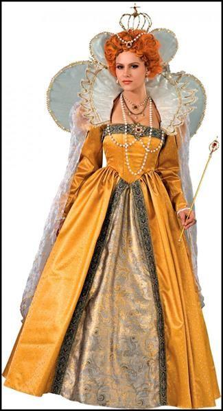 Итальянский костюм эпохи возрождения косметика