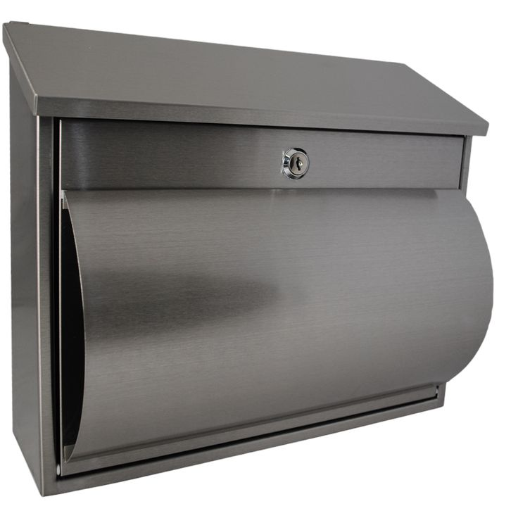 Sandleford Comet Letterbox With Paper Holder