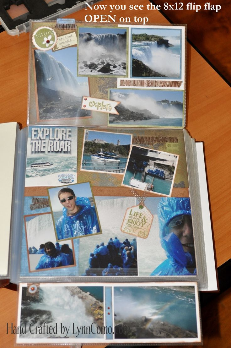 Scrapbook ideas no pictures - Photo Overload No More Learn The Tips And Tricks Of The Trade Flip