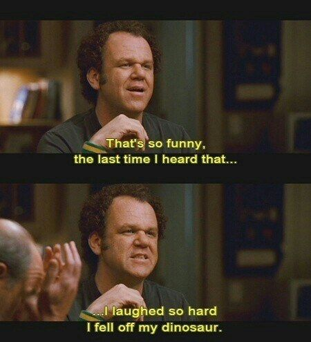 """As were the comebacks.   19 Reasons """"Step Brothers"""" Is The Most Underrated Will Ferrell Movie"""