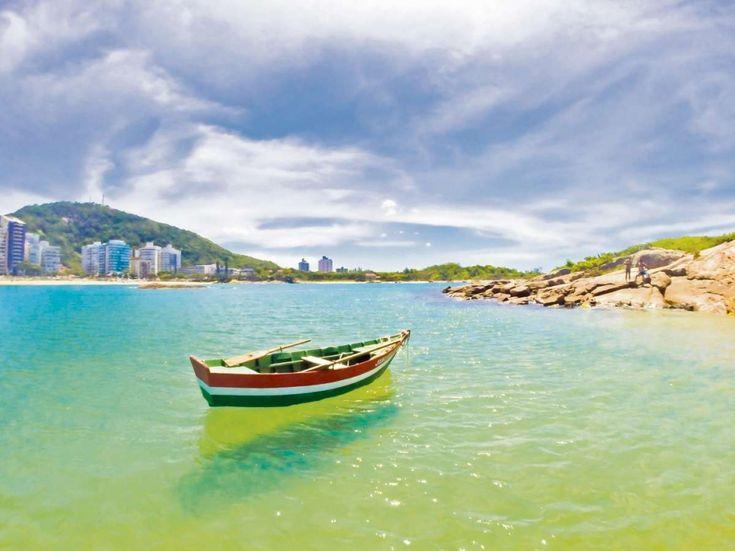 Vila Velha: mar, sol, mergulho e uma bela paisagem - Cidades - Gazeta Online