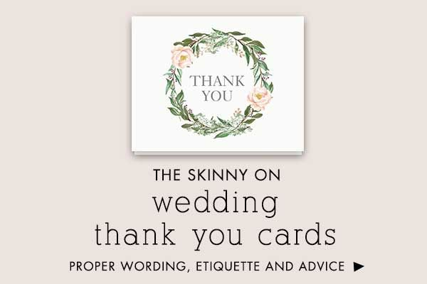 12 Best Wedding Thank You Note Cards Images On Pinterest