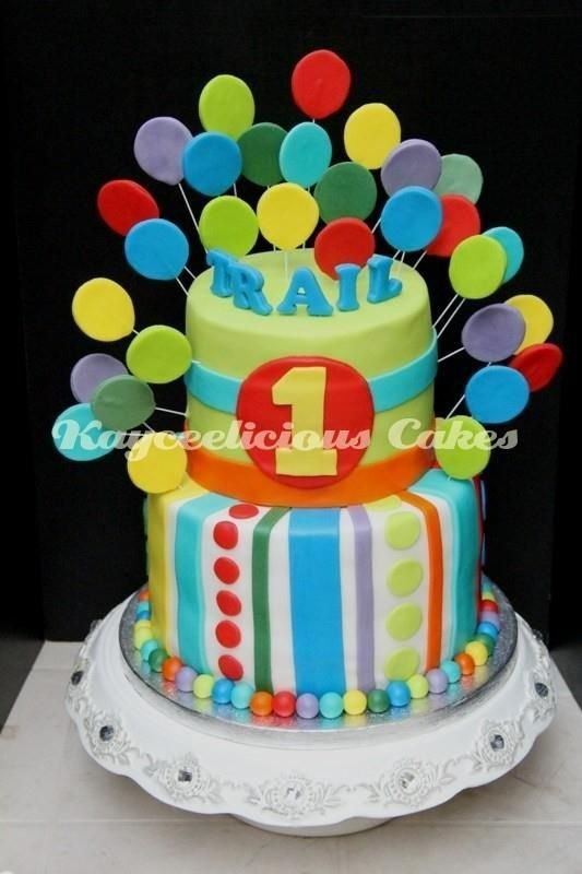 Cake For 1 Year Old Boy Pinterest : 48 best images about Birthday cakes on Pinterest Race ...