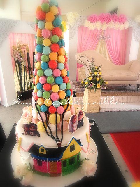 UP Wedding Cake theme | Flickr - Photo Sharing!