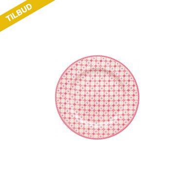 Frokost tallerken Mimi Pink - GreenGate