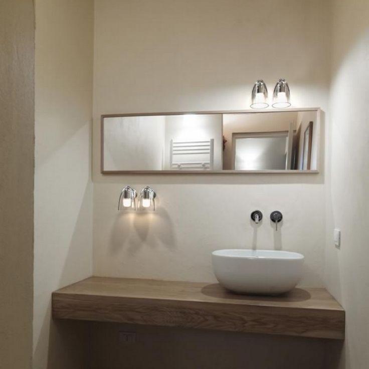le luminaire salle de bains ip s7 se dnote avec son globe en verre disponible en deux coloris chrome et acier bross cette applique est idale pour une - Applique De Salle De Bain Globe