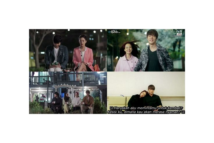 Emergency Couple (medical school student meet their love again after divorce in hospital)