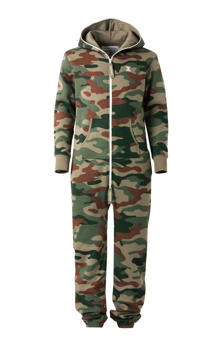 Camouflage Jumpsuit, $159 | One Piece
