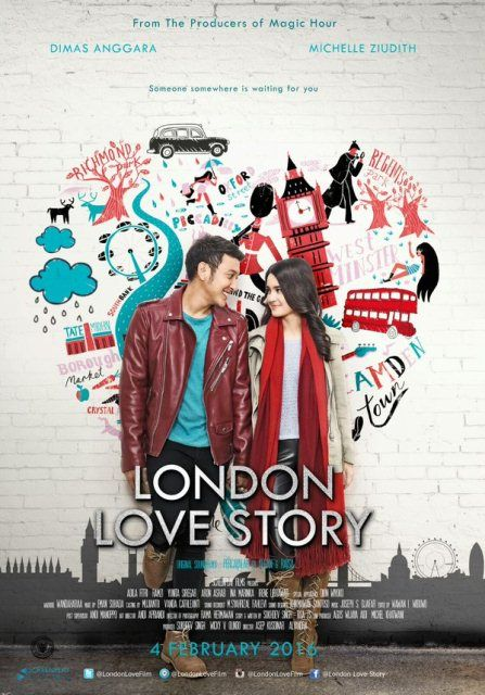 Sinopsis Film Indonesia Terbaru London Love Story