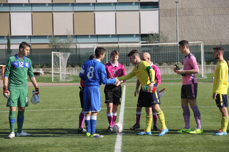 Rappresentativa U16-Lazio Allievi