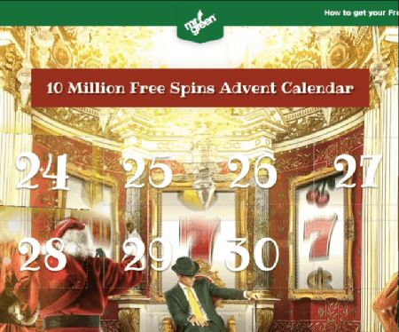 Mr. Green started the CHRISTMAS giveaway already. Today, you can claim the Freespins at Mr. Green Moonlight Game. Don't be late, don't leave these fantastic spins out. Don't leave out this GREAT month of surprises at Mr. Green casino.