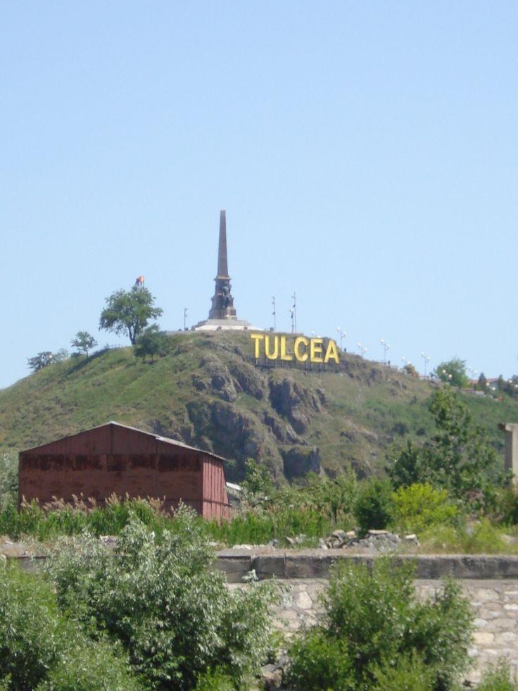 Danube Delta: City of Tulcea.