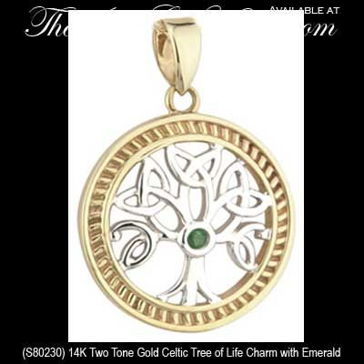 75 best tree images on pinterest tree of life watercolor celtic jewelry from ireland irish jewelry gold celtic tree of life charm solvar irish jewelry mozeypictures Image collections