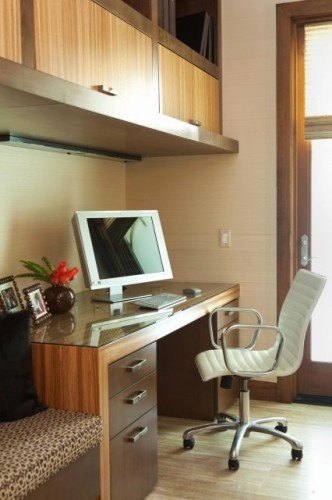 office staging. good example of office staging this nook could be anywhere in the house and is