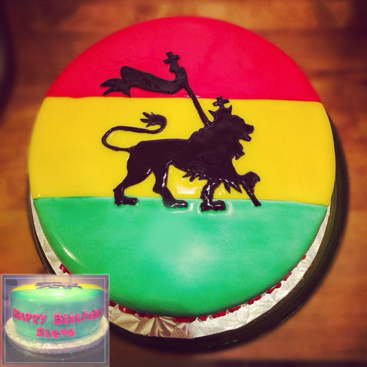 Baking Is Science Theme Birthday Cake