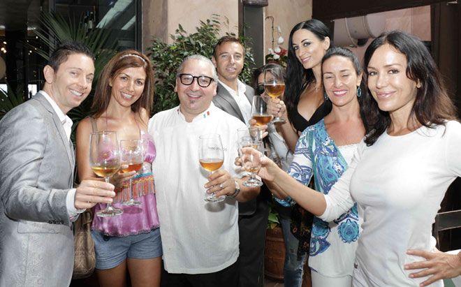 I migliori Chef italo-americani sedotti dalla Cucina Dietetica Italiana