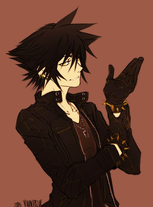 I like him way more than Sora, Roxas, and Ventus.