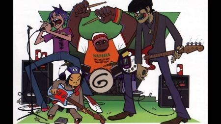 The top 10 Gorillaz songs - AXS