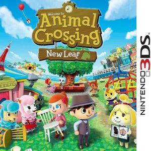 Animal Crossing: New Leaf - Game Nintendo 3DS Life Simulation Terbaru