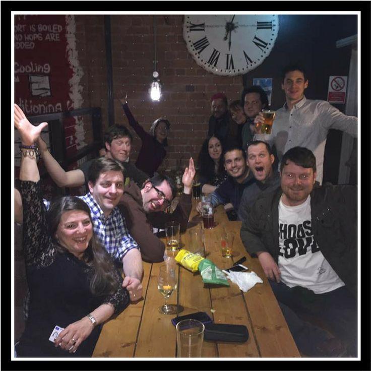 Tej's Birthday 2017 #Tinyrebel #beer #cardiff