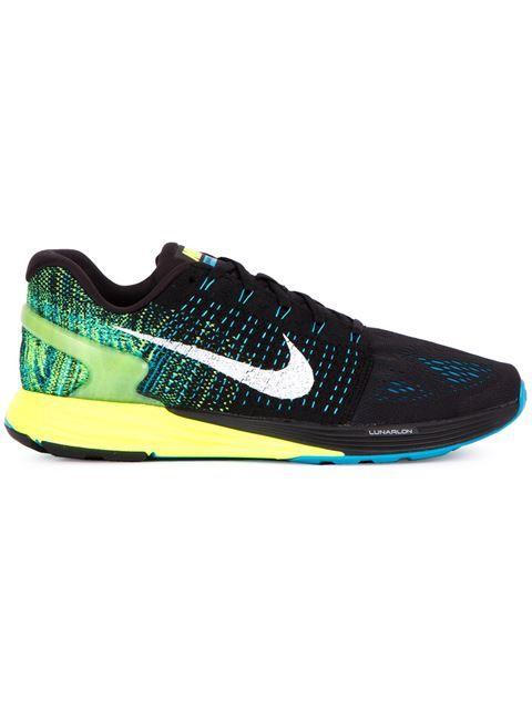 NIKE 'Lunarglide 7' Sneakers. #nike #shoes #sneakers