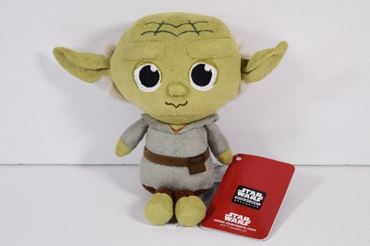 "Smuggler's Bounty Star Wars Funko Exclusive Yoda 6"" Plush Toy"