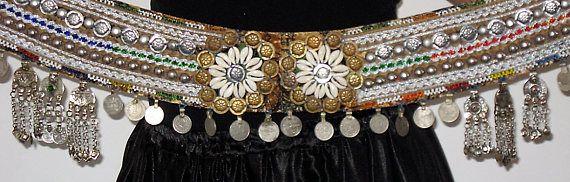 Tribal belt Belly dance belt Tribal belly dance belt Tribal