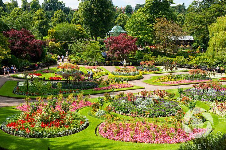 Summer colour in the Dingle, #Shrewsbury, #Shropshire, England.